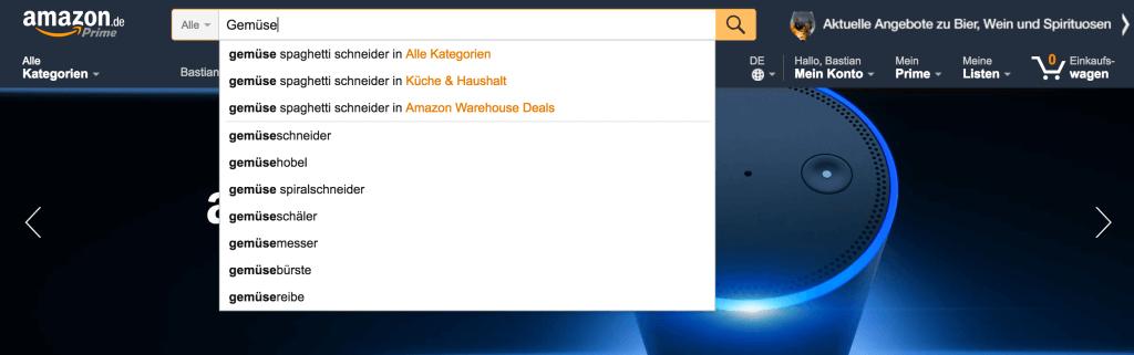 Amazon PPC Kampagne