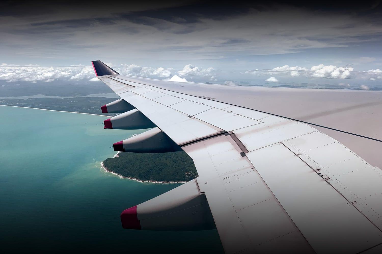 Als On-Board-Kurier um die Welt. Wie du für's Reisen bezahlt wirst.