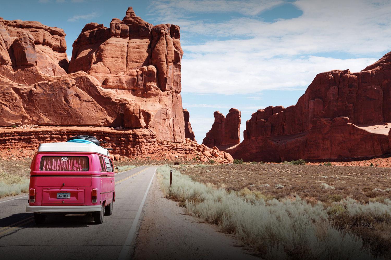 Kostenlos mit dem Campervan durch Australien, Neuseeland, USA und Kanada. Eine kurze Anleitung für deinen nächsten Abenteuer Roadtrip.