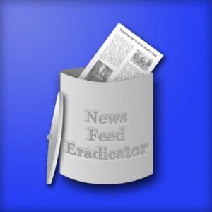 Newsfeed Eradicator Logo