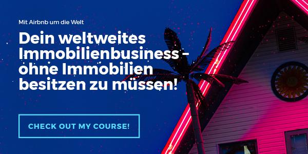 Mit Airbnb um die Welt Banner Officeflucht x